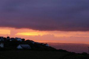 Mini Travellers - Gwel an Mor, Cornwall - A view of the sea Www.minitravellers.com