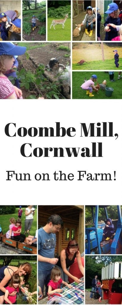 PIN Coombe Mill,Cornwall fun on the farm www.minitravellers.co.uk