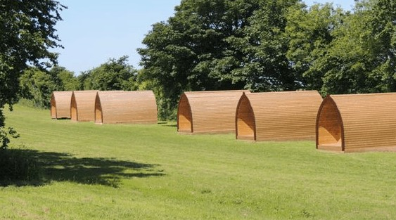 Picket Pods Cowbridge – Camping but not as you know it!