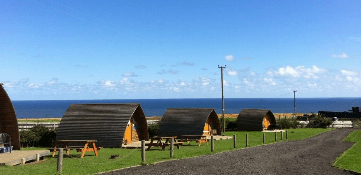 Pot-a-Doodle-Do, Northumberland – Glamping