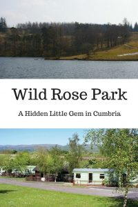 Wild Rose Park, Cumbria a little gem www.minitravellers.co.uk
