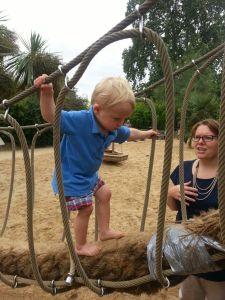Mini Travellers - Princess Diana Memorial Play Park, London