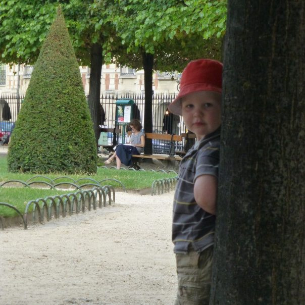 Mini Travellers - Eurocamp and Exploring in Paris with Children