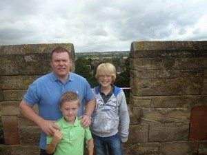 Mini Travellers - Warwick Castle - A Fantastic Family Day Out