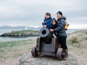 Mini Travellers - Newborough Beach, Anglesey
