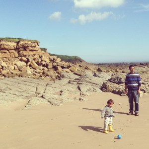 Holiday in Northumberland