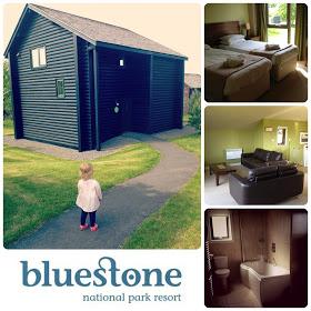 Bluestone WELCOME