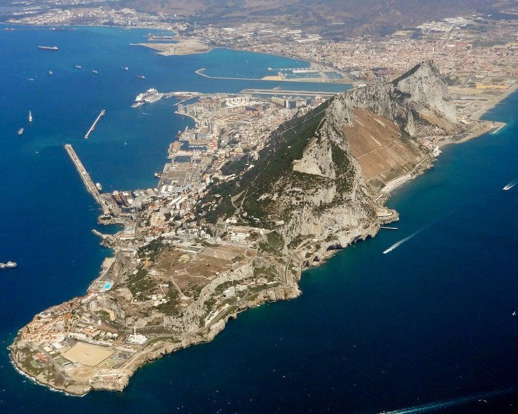 Rocks of Gibraltar – Monkeying Around