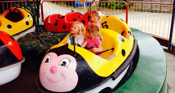 Lightwater Valley Rides for Toddlers?