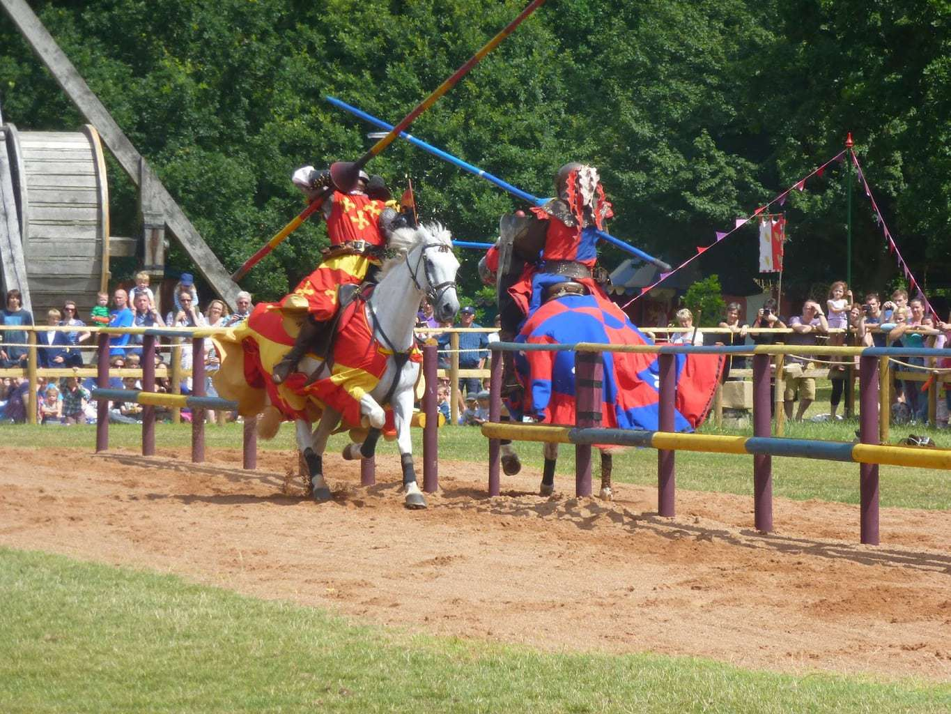 Warwick Castle – A Fantastic Family Day Out