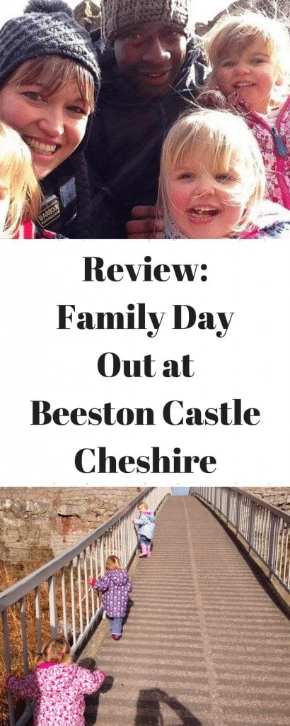 Review- Family Day Out at Beeston Castle, Cheshire www.minitravellers.co.uk