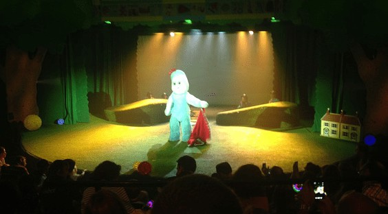 In the Night Garden – Live Show