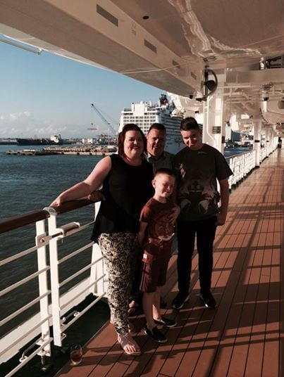 Cruise Holidays with Children