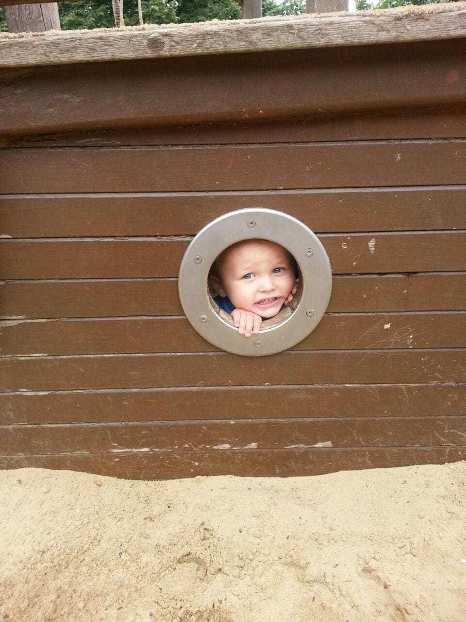 Princess Diana Memorial Play Park, London | Mini Travellers Review