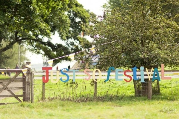 Top Ten Tips for Festival Camping with Mini Travellers