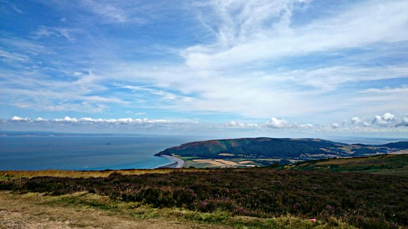 Cloud Farm Camping, Exmoor – Secluded but not lonely