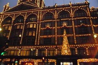 Harrods Santa Adventure, London