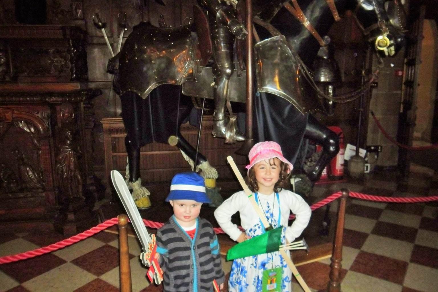 Warwick Castle – An adventure back in time