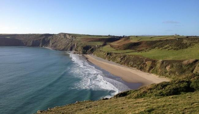 How to Find Porth Ceriad, Llyn Peninsula, Wales - Mini
