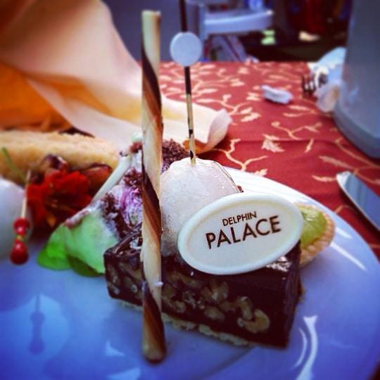 Delphin Palace, Antalya, Turkey – Fit for a Princess!