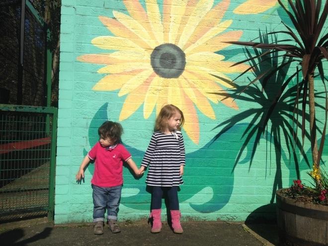 Battersea Park: A little zoo in a big park