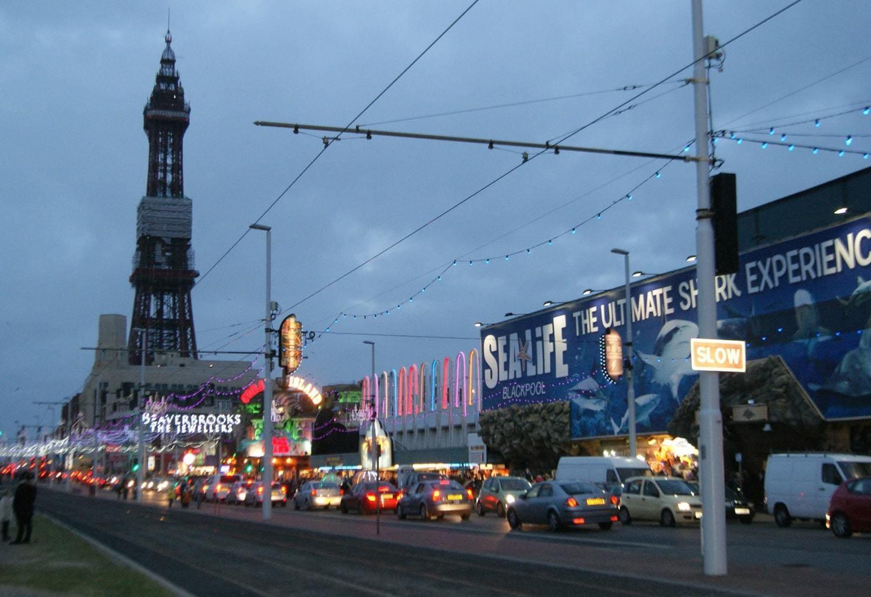 Blackpool Illuminations - Mini Travellers