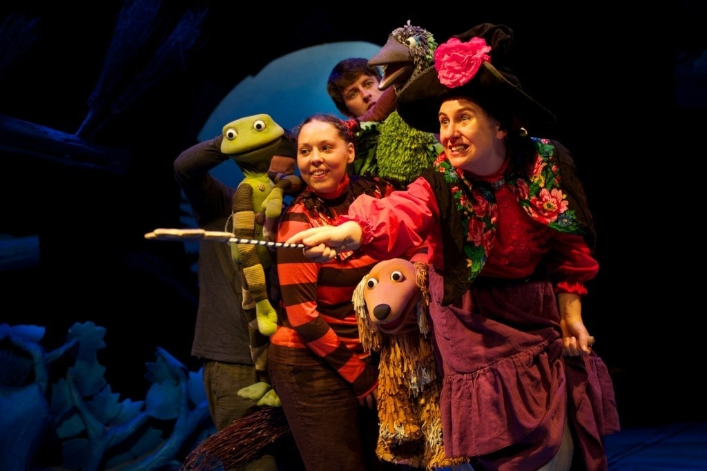 room on the broom the live show mini travellers