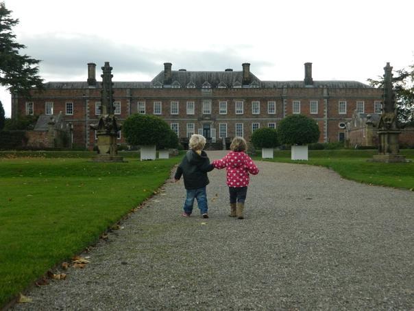 Erddig House and Gardens, Nr Wrexham