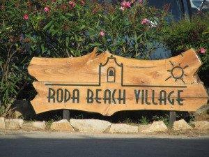 Mitsis Roda Beach, Corfu