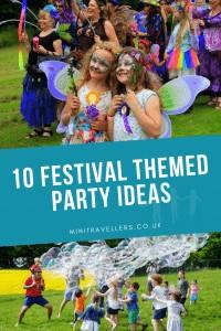 10 Festival Themed Party Ideas