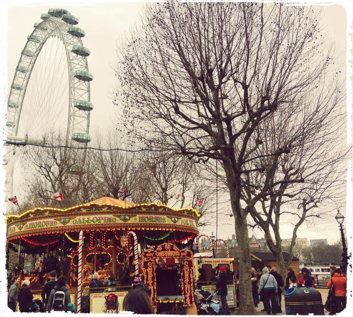 Southbank Winter Festival