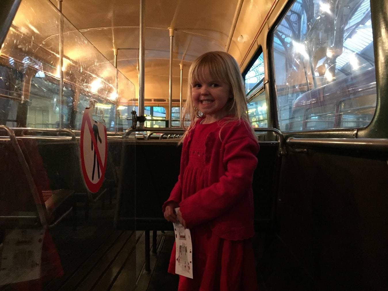 London Transport Museum | Mini Travellers Review