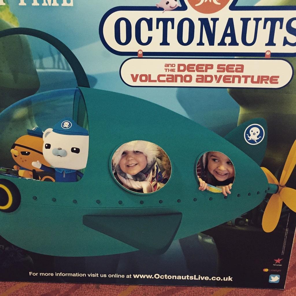 Octanauts – The Live Show