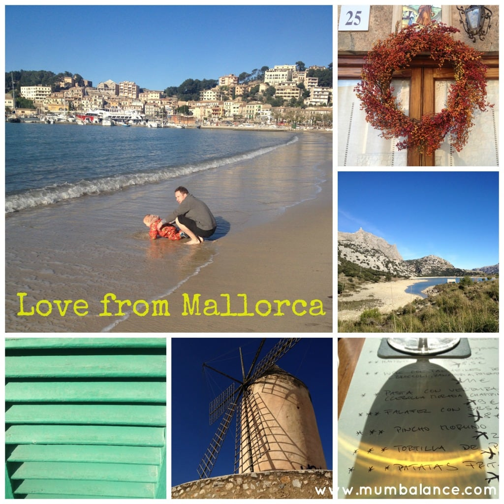 The Imperfect Family Holiday in Mallorca