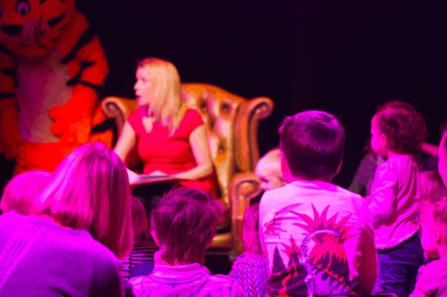 The Tiger Who Came to Tea, Epstein Theatre Liverpool
