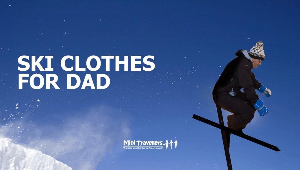 Ski Clothes for Dads – #MarkWarnerDad