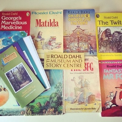 Those who don't believe in magic will never find it – Roald Dahl Museum
