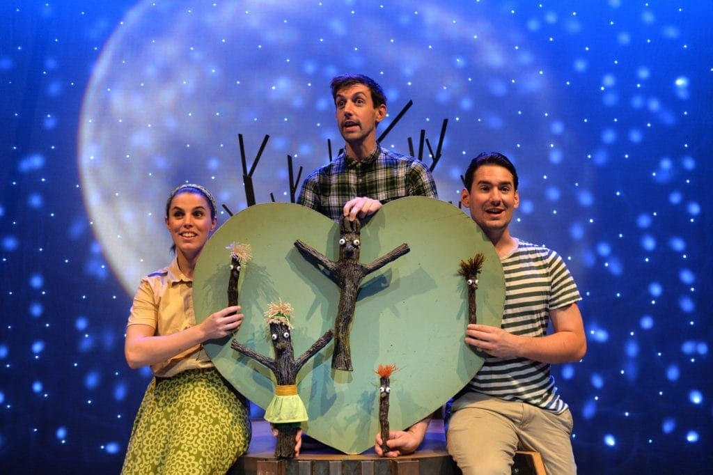 Stick Man – Live on Stage | The Lowry