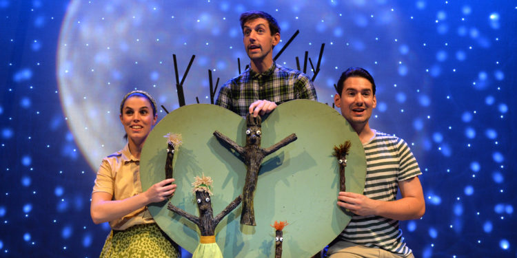 Stick Man - Live on Stage   The Lowry