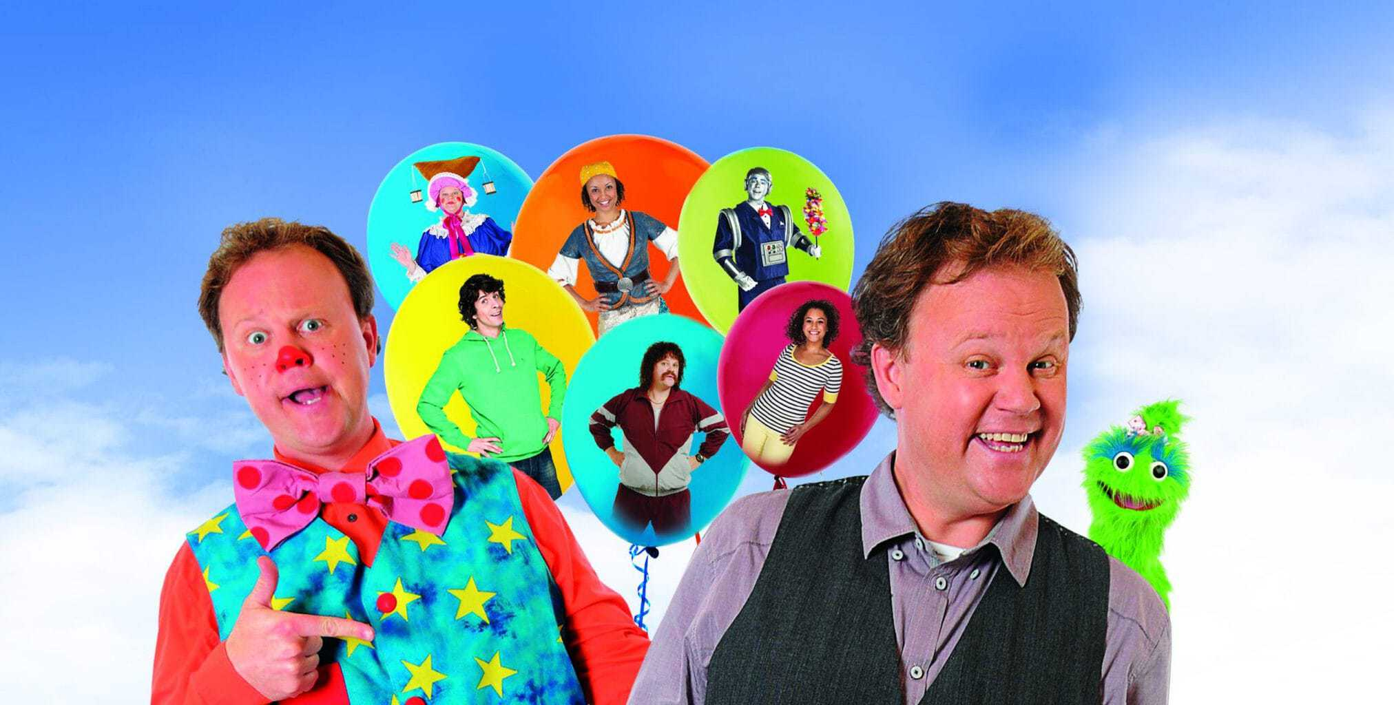 Mr Tumble's Circus – Live on Stage