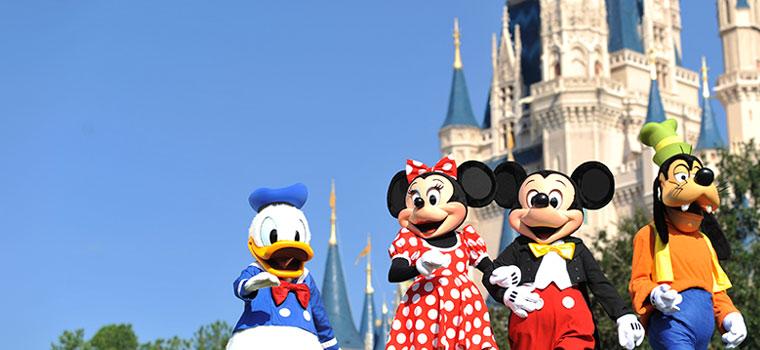 Thinking about a Walt Disney World Holiday