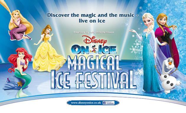 Disney on Ice – It is Amazing!