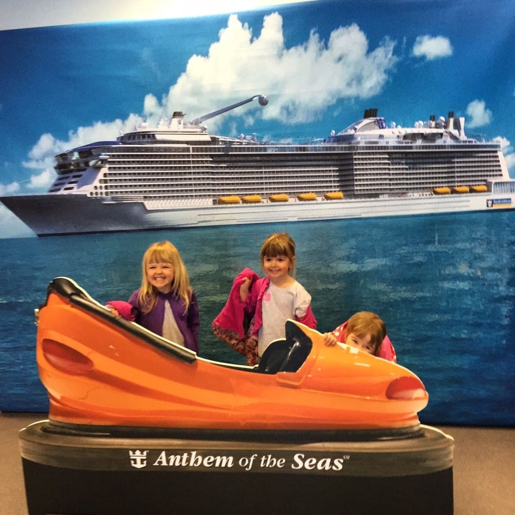 Anthem Of The Seas – On Board!