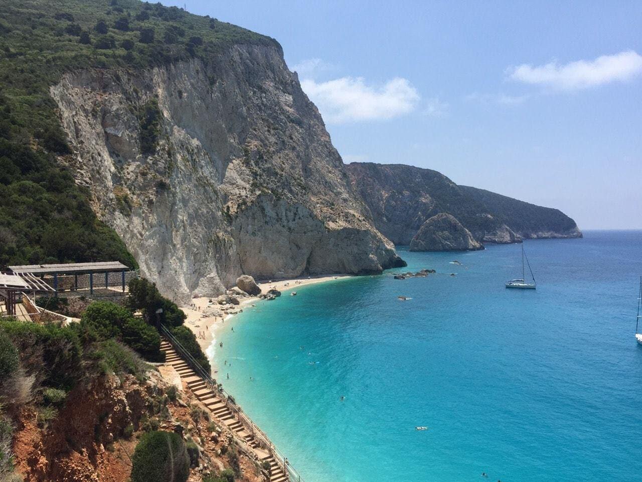 Family Day Out to Porto Katsiki Lefkada – Ten Top Tips