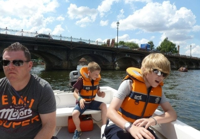 Things to do in Stratford Upon Avon with Kids