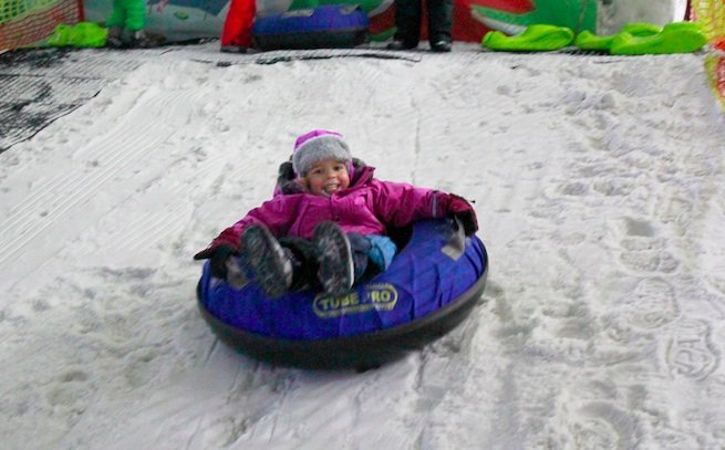 Arctic Adventure Playground at Chill Factore