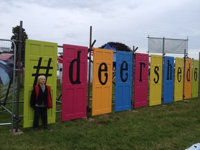 Putting Deer Shed Festival 6 to the test!