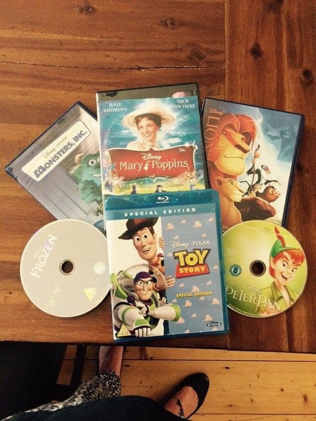 Films to watch before visiting Walt Disney World