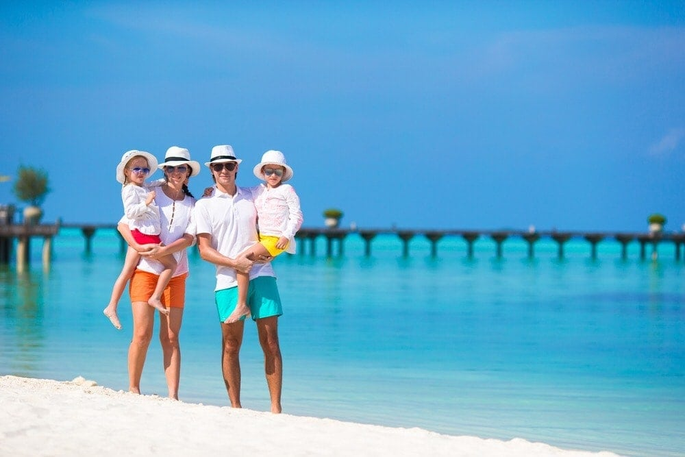 Why the Maldives is a perfect place for a family getaway | Family Friendly Maldives