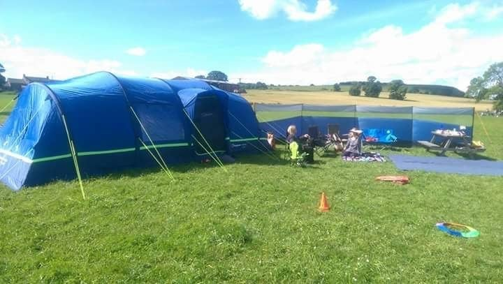 Top Tips for Camping with Toddlers